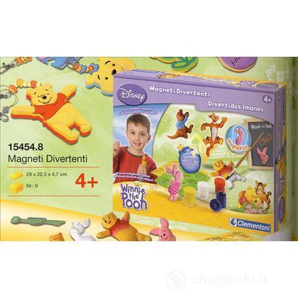 Magneti tridimensionali Winnie The Pooh