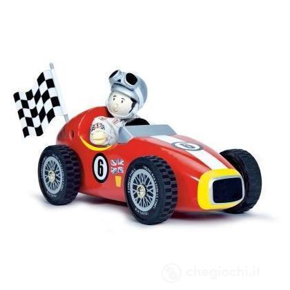 Auto da corsa rossa (TV460)