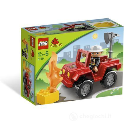 LEGO Duplo - Il Capo-Pompiere (6169)