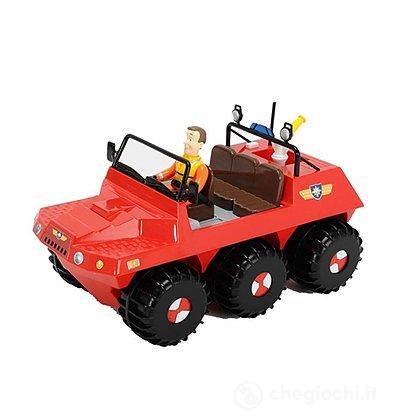 Sam il pompiere Veicolo Land And Sea Hydrus Con Radiocomando ( NCR18268)