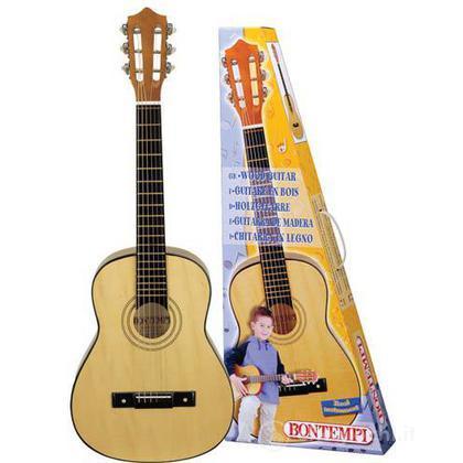 Chitarra classica in legno