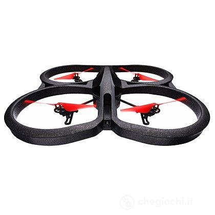 Ar. Drone 2.0 Power Edition con telecamera + 2 Batterie HD Incluse