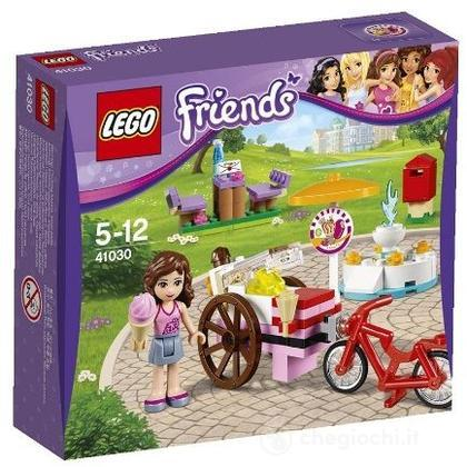 La bici dei gelati di Olivia - Lego Friends (41030)
