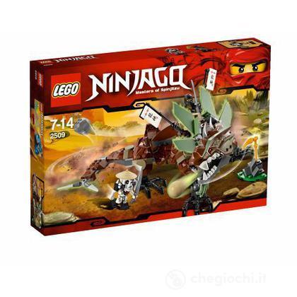 LEGO Ninjago - Il Dragone della Terra (2509)