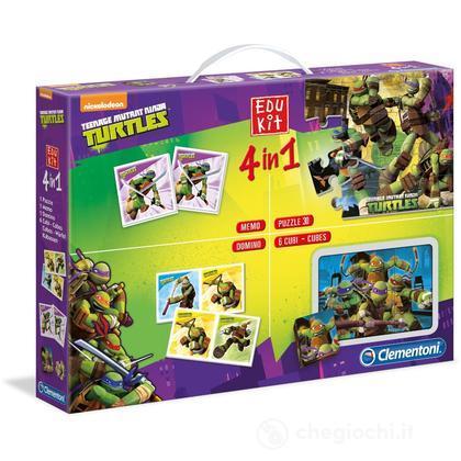 Edu kit 4 in 1 Ninja turtles (13468)