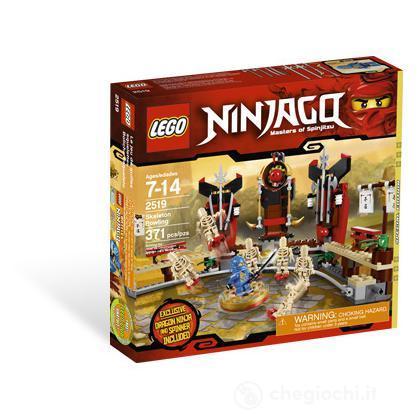 LEGO Ninjago - Il bowling scheletrico (2519)