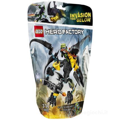Flyer Beast VS Breez - Lego Hero Factory (44020)
