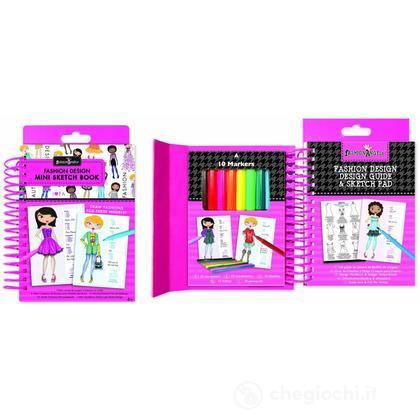 Mini Fashion Design Sketchbook (FA11469)
