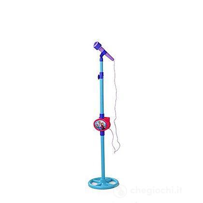 Frozen Microfono con asta