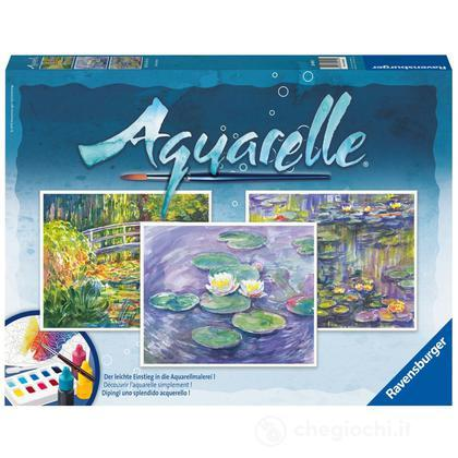 Aquarelle maxi - Claude Monet (29474)
