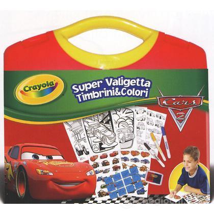 Valigetta Stampini & Colori Cars 2