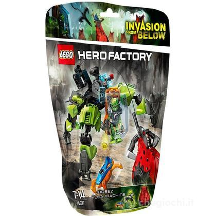 Robo-macchina insetto di Breez - Lego Hero Factory (44027)