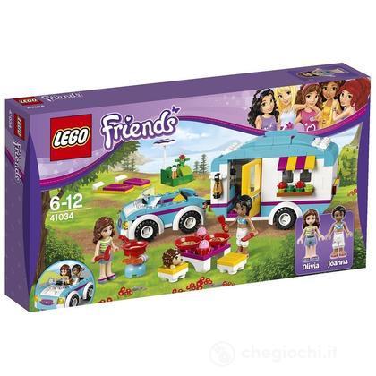 Caravan estivo - Lego Friends (41034)