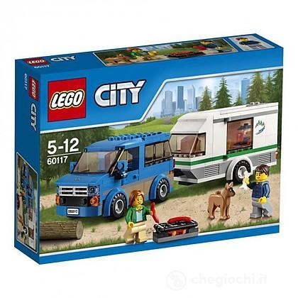 Furgone e caravan - Lego City Great Vehicles (60117)
