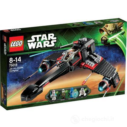 JEK-14s Stealth Starfighter - Lego Star Wars (75018)