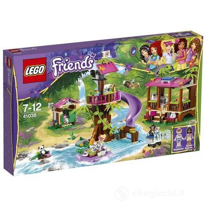 Base di soccorso tropicale - Lego Friends (41038)