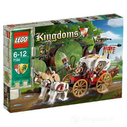 LEGO Kingdoms - Imboscata alla carrozza del Re (7188)