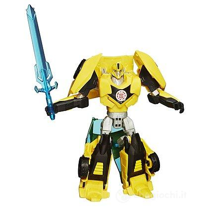Transformers Rid Warrior Bumblebee