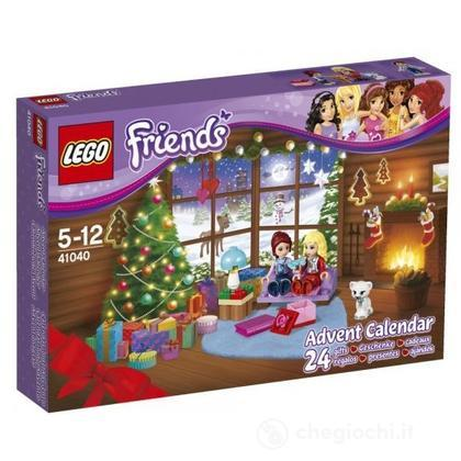 Calendario dell'Avvento - Lego Friends (41040)