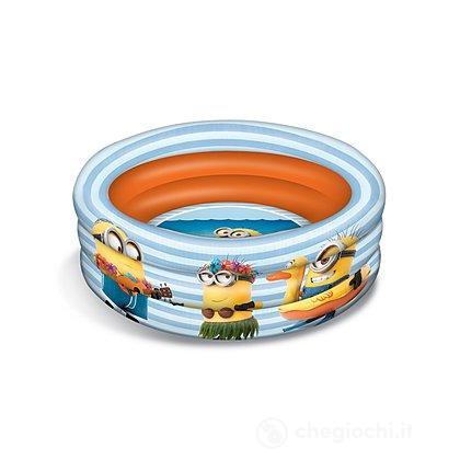 Cattivissimo Me 2 piscina 3 anelli