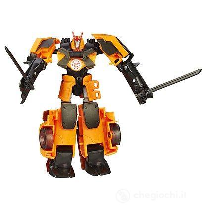 Transformers Rid Warrior Autobot Drift