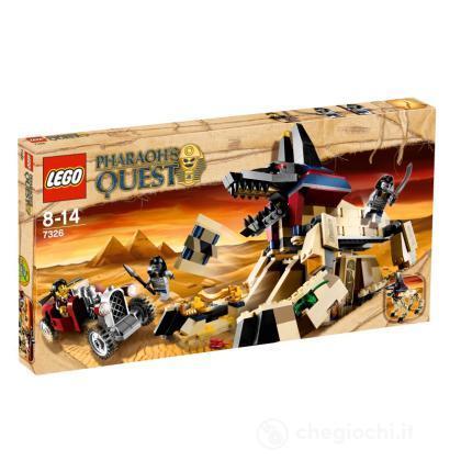 LEGO Pharaohs Quest - Il risveglio della Sfinge (7326)