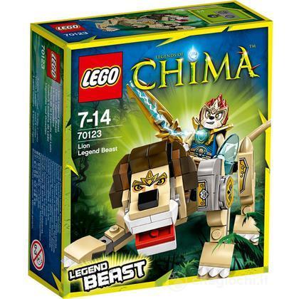 Animale Leggendario Laval - Lego Legends of Chima (70123)