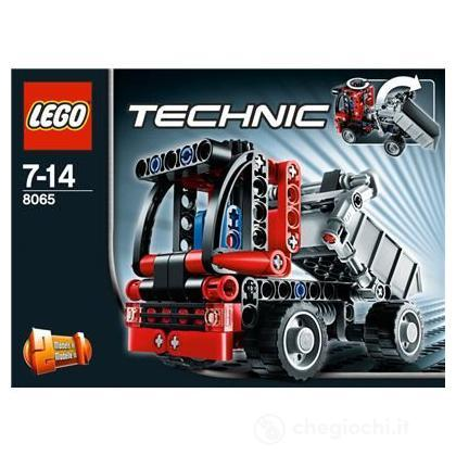 LEGO Technic - Piccolo camion portacontainer (8065)