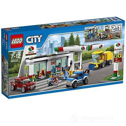 Stazione di servizio - Lego City (60132)