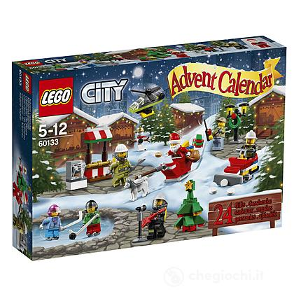 Calendario dell'Avvento Lego City (60133)