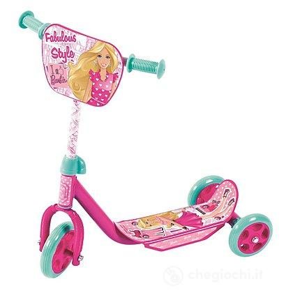 Barbie - Monopattino 3 Ruote