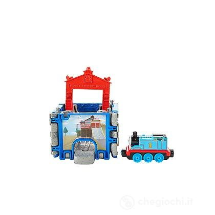 Thomas & Friends take'n play Stazione cubo (DGK92)