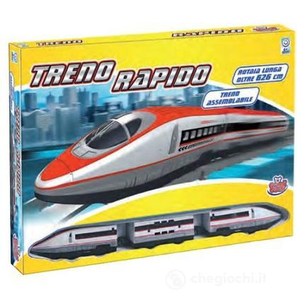 Pista Treno veloce a batteria (GG51500)