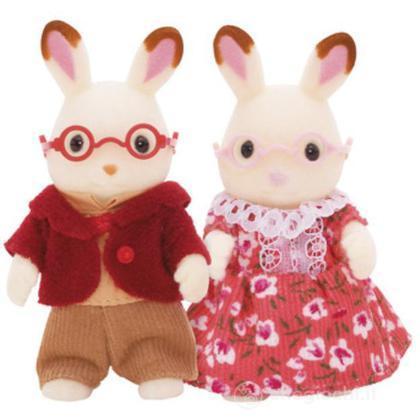 Nonni coniglio cioccolato (3500)