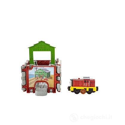 Thomas & Friends take'n play Stazione cubo (DGK94)
