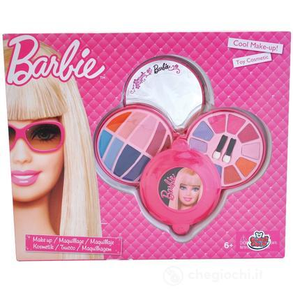 Set Trucchi Barbie, 3 Scompartimenti