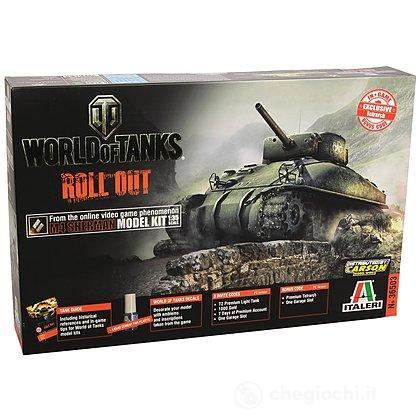 World Of Tanks - M4 Sherman