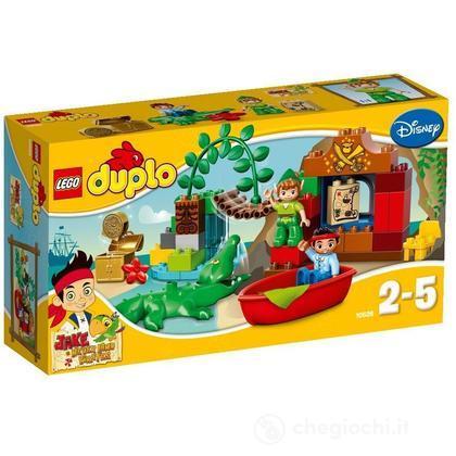 La visita di Peter Pan - Lego Duplo Jake e i Pirati (10526)