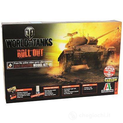 World Of Tanks - M24 Chaffee