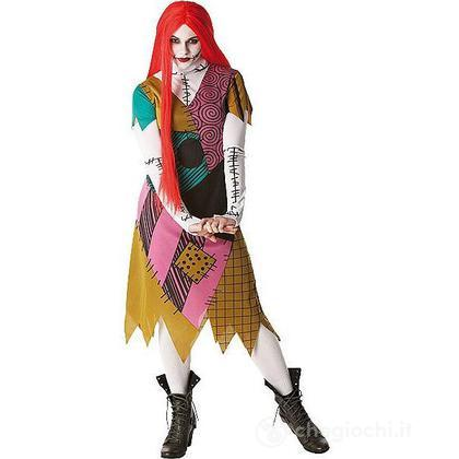 Costume Sally Nightmare Before Christmas adulto taglia M 44 (880150)