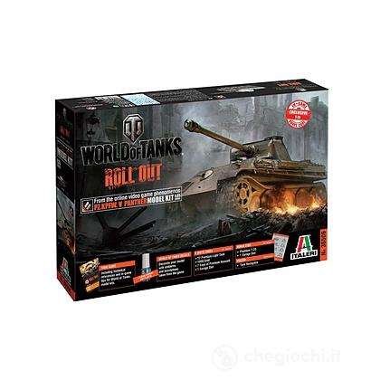 World Of Tanks - Panther Ausf.A