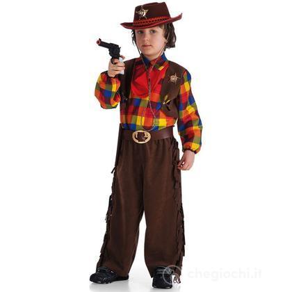 Costume Sceriffo in busta taglia V (68506)