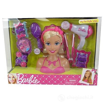 Barbie Head Acconciature