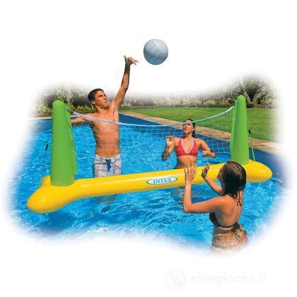 Gioco rete volley galleggiante (56508)
