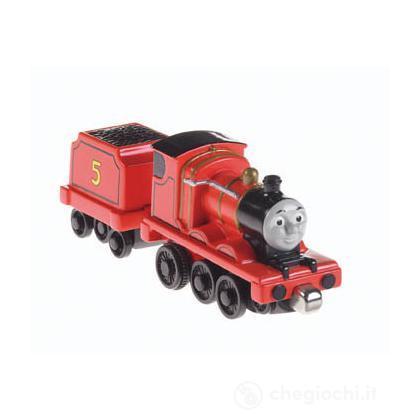 Vagone Thomas & Friends carica e lancia - James (W6270)