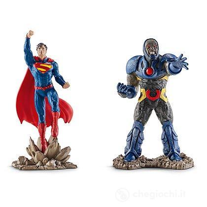 Scenery Pack Superman Contro Darkseid (22509)