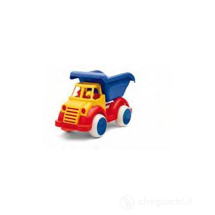 Super camion - camion con 2 personaggi