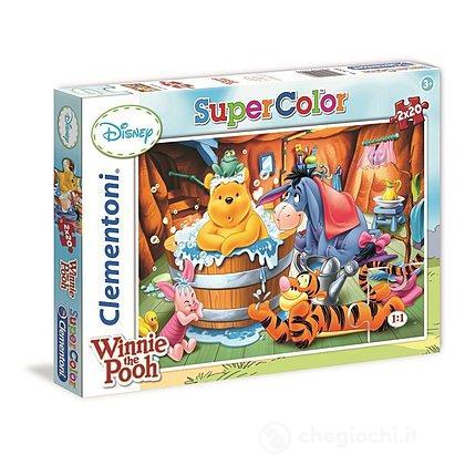 Winnie The Pooh Puzzle 2x20 pezzi (24509)