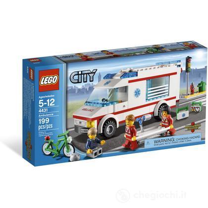 LEGO City - Ambulanza (4431)