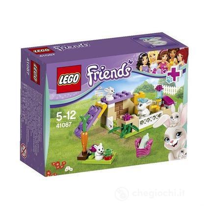 Il coniglietto e i cuccioli - Lego Friends (41087)